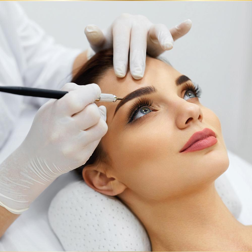 Henna brow training