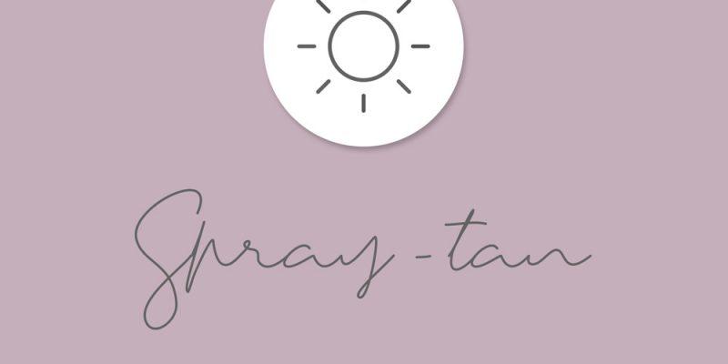 Spray-Tan Training - Online Cursus