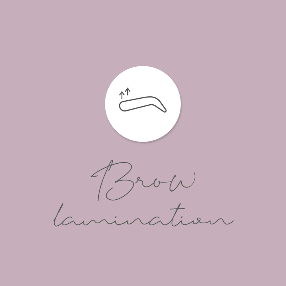 online brow lamination training
